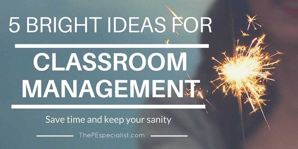 5 Big Ideas In Education That Dont Work >> 5 Awesome Classroom Management Ideas