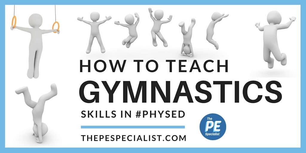 How to Teach Gymnastics In Physical Education