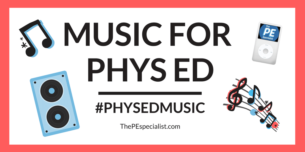 d7a75d3272b3 Music for PE Class – What I m Listening to